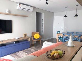 Moderno, confortável, perto da Praia Novo Campeche