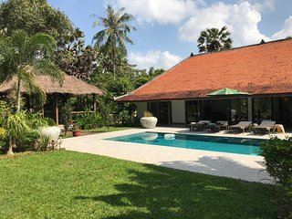 Beautiful private villa with swimming pool and amazing views.