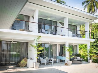 La Villa Noi 3 CHAMBRES DOUBLE VUE MER KOH SAMUI