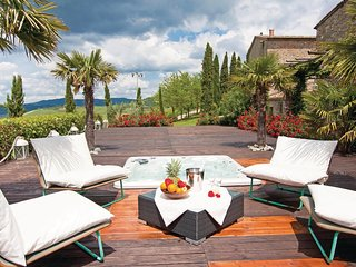 2 bedroom Apartment in Monteguidi, Tuscany, Italy : ref 5566911