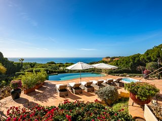 Villa Tres Espadas - Direct Ocean Views! - Private pool, Jacuzzi and Sea Views!