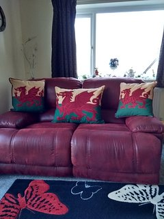 The Welsh dragons..