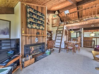 Ski-In/Ski-Out Condo on Ascutney Mountain w/ Views