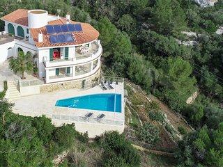 Villa Paraiso con vistas al Mar