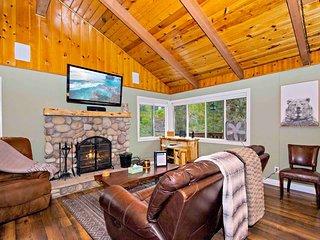 California - Big Bear Cottage
