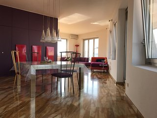Amazing roofterrace flat 2min from Duomo, 2 bedrooms&2 bathrooms and Duomo view