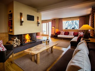 Meribel,Chalet Griottes,de Luxe Chalet,Ski In Ski Out,3 valleys,French Alps