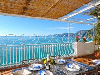 Villa Fortuna, peace, silence and a beautiful seaview