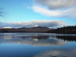 Lakefront Retreat by Conway, NH Skiing, Shopping, Family Vacation!