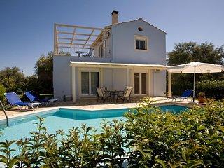 Villa Iolis, Lefkada, Greece