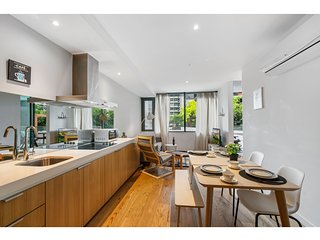 An apartment as stylish as Melbourne itself