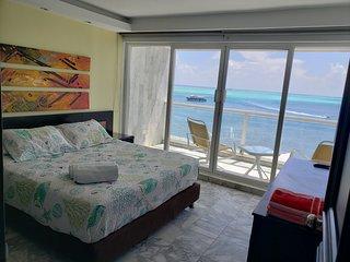 Hermoso Apartamento Vista al mar