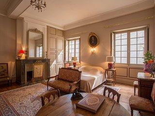 Suite de charme dans un chateau XVIIIeme a seulement 30 minute de Biarritz