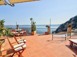 3 bedroom Apartment in Positano, Campania, Italy : ref 5228516