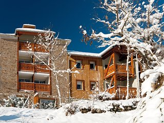 Grand Appartement | Acces sauna + parking + ski !