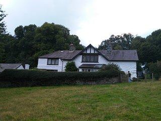 Cymryd Uchaf -Conwy Cottage