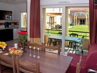 Maison spacieuse et lumineuse pres de Bergerac | Jardin prive