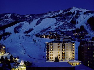 Steamboat Springs 2 BR Villa w/Skiing, Full Spa, Game Room & More!