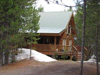 Island Park Cabin #11