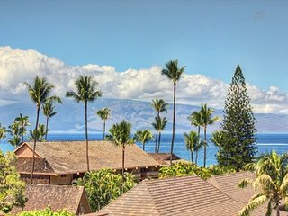 Maui Kaanapali Villas 501 New Listing! Fun Family, Beach Front Resort