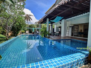 Luxury 3 bedrooms private pool villa in Phuket