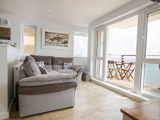 Brand New Beach Side Apartment on the popular Seafront in Ventnor, Isle of Wight