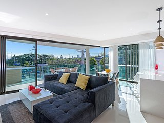 The Princess of Bulimba - Executive 3BR Bulimba Apartment with Large Balcony