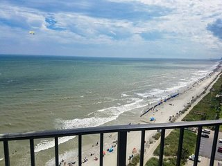 Angle Oceanfront Studio~Palace 1503