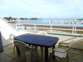 Studio cabine  avec une belle vue sur le port de St Jacques - LUKAZ