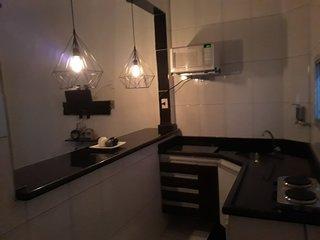 Apartamento 1 dormitorio Vila Tupi Praia Grande