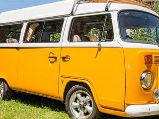 VW Camper Hire - Clementine T2 Camper Van