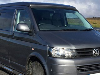 VW Camper Hire - Stanley T5 Camper Van
