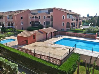 1 bedroom Apartment in Canet-en-Roussillon, Occitania, France : ref 5514887