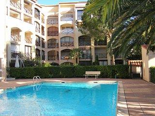 1 bedroom Apartment in Sainte-Maxime, Provence-Alpes-Côte d'Azur, France : ref 5