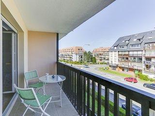 1 bedroom Apartment in Villers-sur-Mer, Normandy, France : ref 5609325