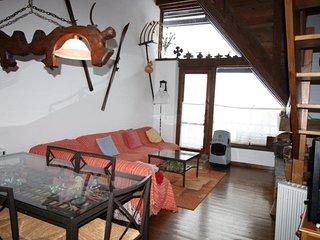 Charming apartmen in Tredos