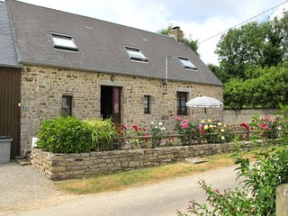2 bedroom Villa in Fierville-les-Mines, Normandy, France : ref 5441960
