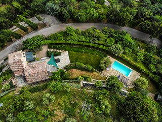 Private House for your dream holiday -pool,wifi,walk to Cortona-Bliss in Tuscany