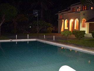 Jua Baharini Suite with pool view