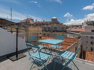 Sunny Terrace Duplex