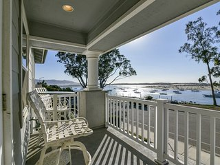 Stunning Bayfront Home Impeccably Decorated and Furnished