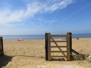Sunset Beach Retreat...literally on the beach