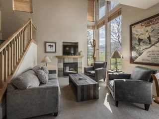 Redstone 3 Bedroom Townhouse at Kimball Junction
