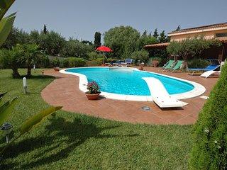 Villa Rita con piscina