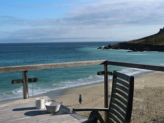 Brantwood, Porthmeor beach, St Ives, Cornwall