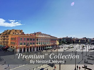 N&J - 'Massena Plaza' - Hyper center - Proche mer - Shopping avenue