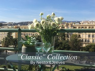 N&J - 'Riviera Vieux Nice' - Old Town - Clear garden view