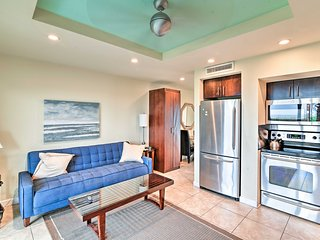 NEW! Modern Studio Apt w/Patio & Gulf Coast Views!