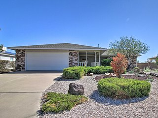 NEW! Albuquerque Area Home w/Mountain View & Patio