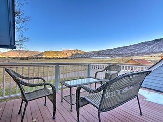 NEW! Historic Ranch Home w/Mtn. Views Near Aspen!
